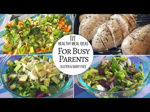 Easy Healthy Meals For Busy Moms