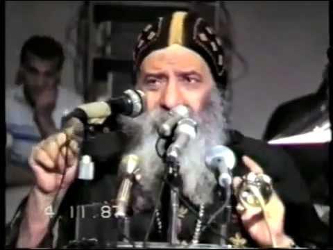 حفظ الله للأنسان † عظه مطمئنه جدا للبابا شنوده الثالث † 1987 †