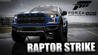 Forza Motorsport 6: Apex - Ford F-150 Raptor - Raptor Strike