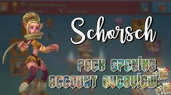 11 k Champchests + Max Account for Schorsch??? - Lords Mobile