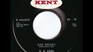 Watch Bb King Bad Breaks video