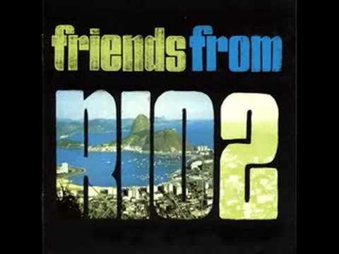 Friends From Rio 2 - Os Escravos Do Jo