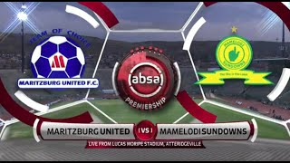 Absa Premiership | Maritzburg United v Mamelodi Sundowns | Highlights