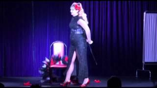 "Jamie Bondage performs ""Dengue Woman"""
