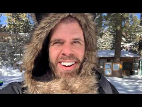 La Familia Hilton Does Big Bear! Snow Thrills!! SO MANY EMOTIONS! Wild Times! (2019)   Perez Hilton