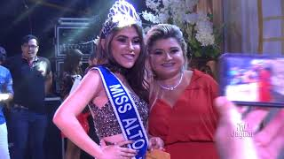 Alto Santo: Prefeita Iris Gadelha entrega premiação da Miss Alto Santo 2018.