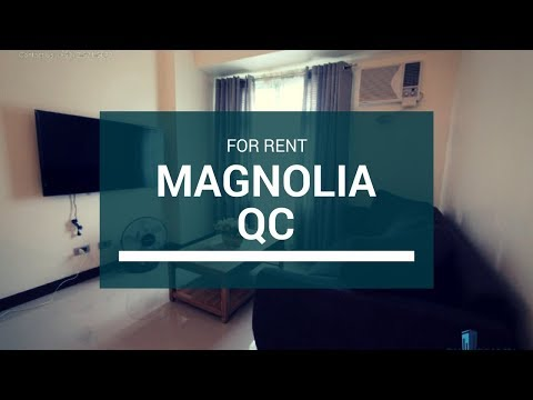 The Magnolia Residences Tower B 1 BR In Quezon City For Rent ₱ 30,000
