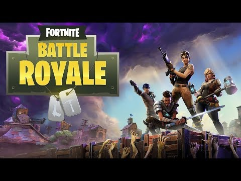 Renegade Game Time - Fortnite: Battle Royale (Trying for that First Victory Royale)