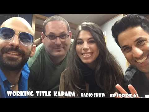 Radio WTK episode 61 An English Comedy Show - Working Title Kapara