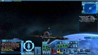 Star Trek Online D'Kyr/Tal'Kyr Vulcan Science Vessel(A look at the new Vulcan Science vessel in star trek online., 2011-02-11T21:49:43.000Z)