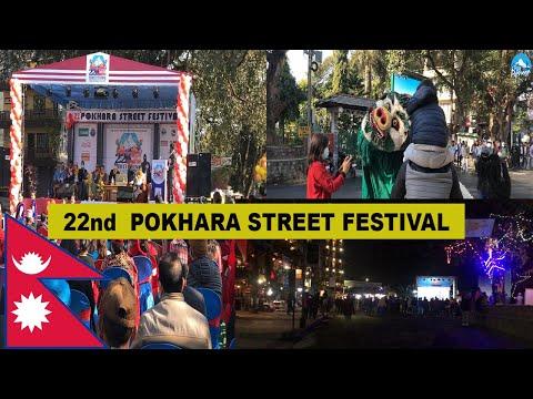 22nd Street Festival Pokhara