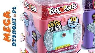 FunLockets Surprise Jewellery Box  Mystery Box z biżuterią  unboxing