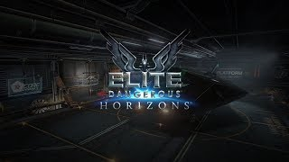 Elite Dangerous - Gameplay