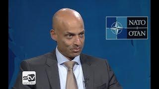 Аппатурай о Грузии в НАТО, Армении, России и Азербайджане. Пограничная ZONA Автор Егор Куроптев