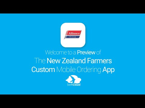 New Zealand Farmers - Mobile App Preview NEW6992W