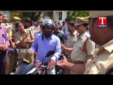 29th National Road Safety Week-2018 | Kamareddy District | TNews live Telugu