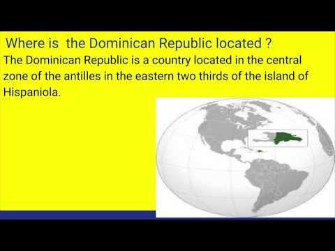 Media Labs: Presentation of the Dominican Republic