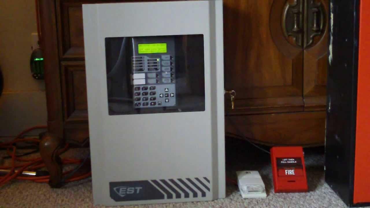 est io64 youtube rh youtube com GE EST QuickStart ge est quick start fire alarm panel manual