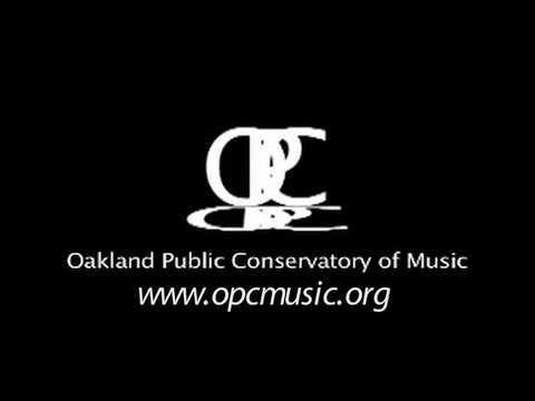 OPC.Oakland Public Conservatory of Music. Photo Promo 7 15 09