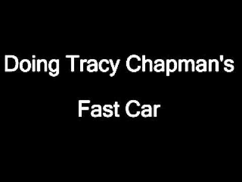 Holcombe Waller covers Tracy Chapman's Fast Car