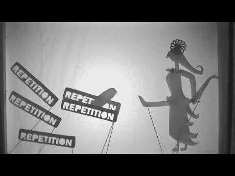 Wayang Shadow Puppet Story