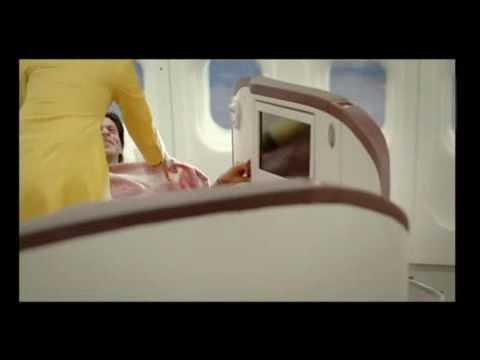 Jet Airways Premiere TVC