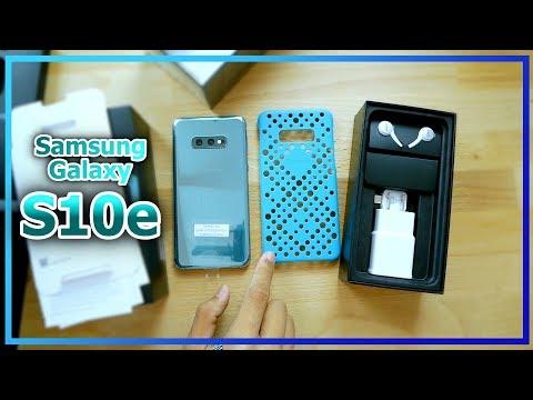 พรีวิว Samsung Galaxy S10e ความรู้สึกหลังแกะกล่อง + ของแถม