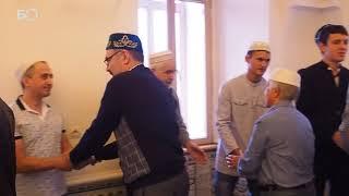 праздничный намаз Курбан-байрама прошел во всех мечетях Татарстана