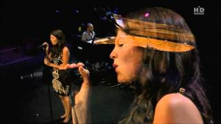 Nikki Yanofsky Somewhere Over the Rainbow with Quincy Jones Montreux Jazz 2011 HD