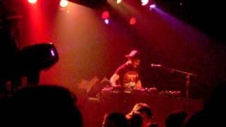 DJ P at Mezzanine Pharcyde/Pat Benetar