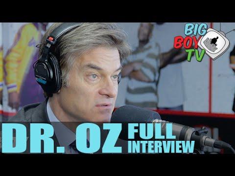 Download Dr. Oz on Drug Addiction, Potential Danger of Cellphones, And More! (Full Interview) | BigBoyTV