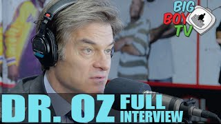 Dr. Oz on Drug Addiction, Potential Danger of Cellphones, And More! (Full Interview) | BigBoyTV