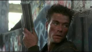Киборг. Cyborg. 1989 год Жан-Клод Ван Дамм Драка Jean-Claude Van Damme