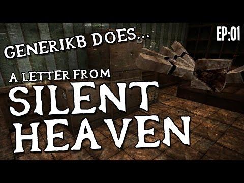 "Minecraft Adventure Map: A Letter From Silent Heaven Ep01 - ""Door Checkin' Derp!!!"""