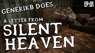 "Minecraft Adventure Map: A Letter From Silent Heaven Ep01 - ""Door Checkin"