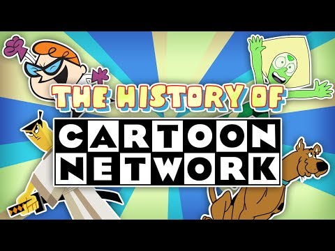 The History Of Cartoon Network