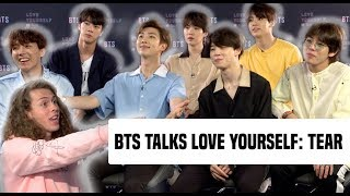 BTS Gets Real About Their New Album,