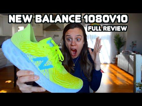 FULL REVIEW: NEW BALANCE 1080V10