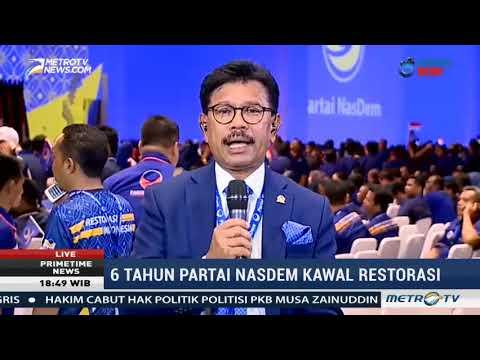 Johnny Plate: Program Pembangunan Jokowi Sudah Tepat