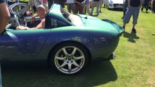 TVR Tuscan Loud Rev Caring With Cars