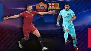 Football Roma vs Barcelona - All Goals & Extended Highlights 10_04_2018