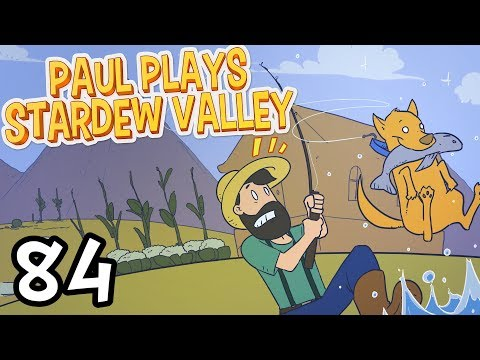 Stardew Valley - FIRST DAY of SPRING of YEAR TWO! - Gameplay Playthrough - Ep. 84