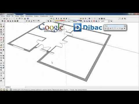Request DIBAC Cad 2D+3D GOOGLE SKETCHUP Plugin • sketchUcation • 1