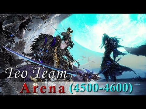 Seven Knights Arena - Teo Team (4500-4600)