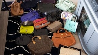 My Handbag Collection - August 2014 Thumbnail