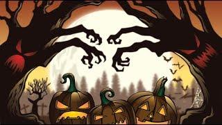 1 Hour of Halloween Music and Dark Autumn Music