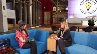 Video Lindsey Stirling: Smart Girls w/ Amy Poehler download MP3, 3GP, MP4, WEBM, AVI, FLV Juli 2018
