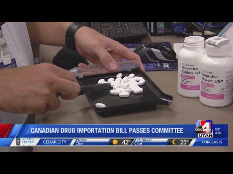 Canadian drug Import
