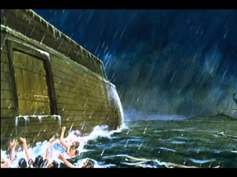 Видео Библия. Всемирный потоп (Бытие 7).