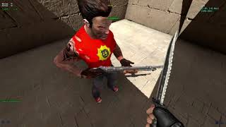 Serious Sam Fusion: Deathmatch Session with Croteam